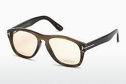 Designerbrillen Tom Ford FT5440-P 64E - Horn, Horn, Brown