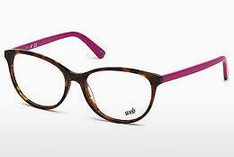 Designerbrillen Web Eyewear WE5214 053 - Havanna, Yellow, Blond, Brown