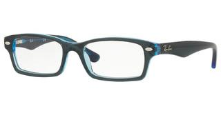 Ray-Ban Junior RY1530 3667 TOP BLUE ON BLUE FLUO