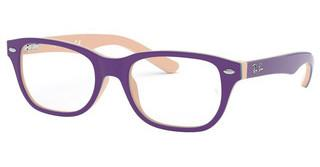 Ray-Ban Junior RY1555 3818 TOP VIOLET ON PINK/BLUE