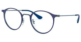 Ray-Ban RX6378 3068 TOP BLUE ON BLUE TRASP