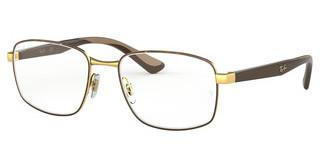 Ray-Ban RX6423 2945 GOLD ON TOP HAVANA