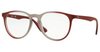 Ray-Ban RX7046 5819 LIGHT BROWN ON BRORDEAUX GRADI