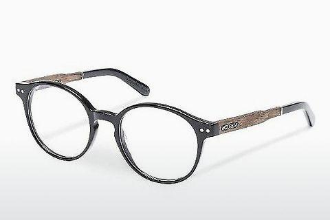 Designerbrillen Wood Fellas Solln (10929 walnut/black)