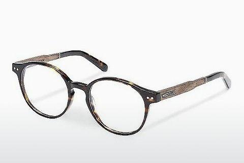 Designerbrillen Wood Fellas Solln (10929 walnut/havana)