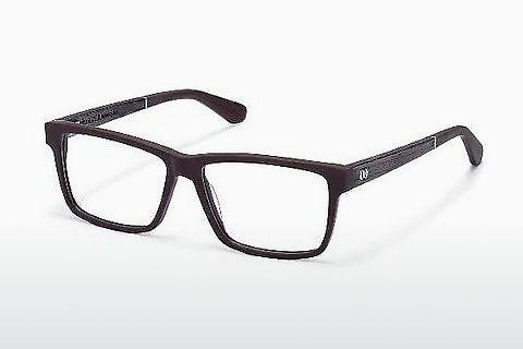 Designerbrillen Wood Fellas Hohenaschau (10952 black oak)