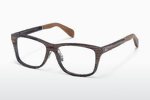 Designerbrillen Wood Fellas Schwarzenberg (10954 walnut)