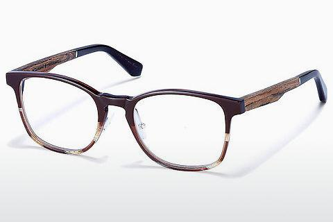 Designerbrillen Wood Fellas Friedenfels (10975 walnut)