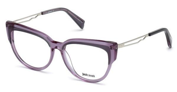 Just Cavalli Damen Brille » JC0814«, lila, 083 - lila