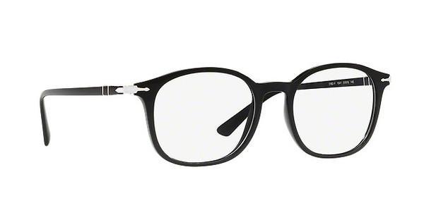 PERSOL Persol Herren Brille » PO3182V«, schwarz, 1041 - schwarz