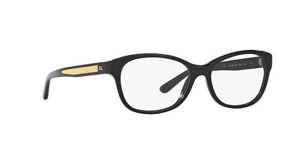Ralph Lauren Damen Brille » RL6155«, schwarz, 5001 - schwarz