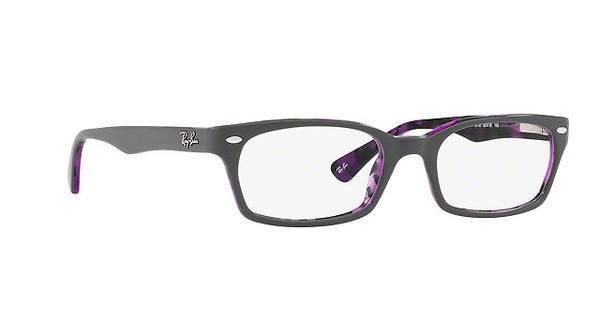 RAY BAN RAY-BAN Damen Brille » RX5360«, grau, 5718 - grau