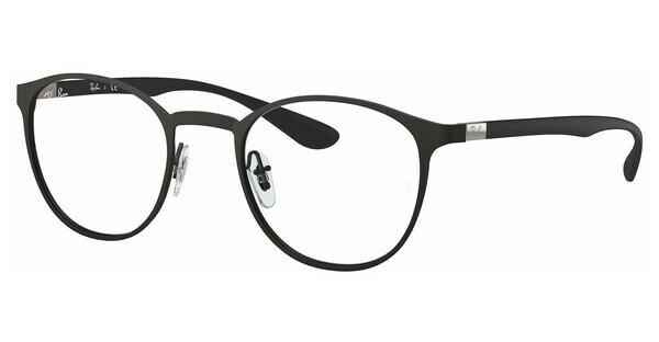 ray ban brille blau braun