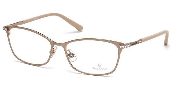 Swarovski Damen Brille » SK5187«, braun, 037 - braun
