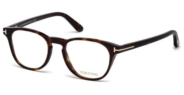 Tom Ford Damen Brille » FT5463«, grau, 020 - grau