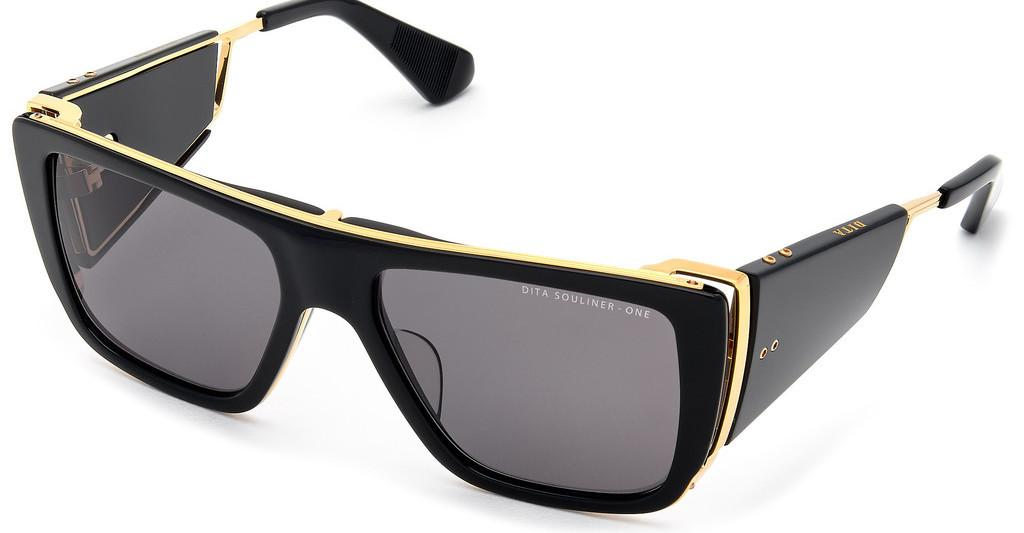 DITA   DTS-127 01 Dark Grey - ARBlack - Yellow Gold