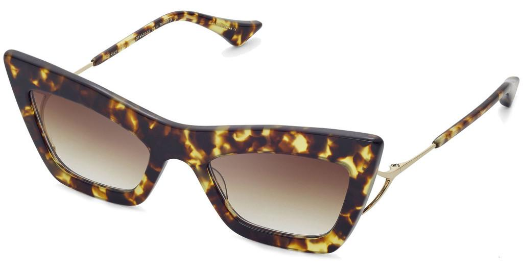 DITA   DTS-507 02 Brown to Clear - ARTokyo Tortoise - White Gold