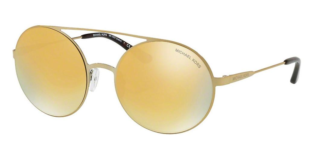 Michael Kors   MK1027 11937P LIQUID GOLDPALE GOLD-TONE