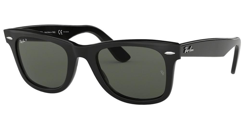 Ray-Ban   RB2140 901/58 CRYSTAL GREEN POLARIZEDBLACK