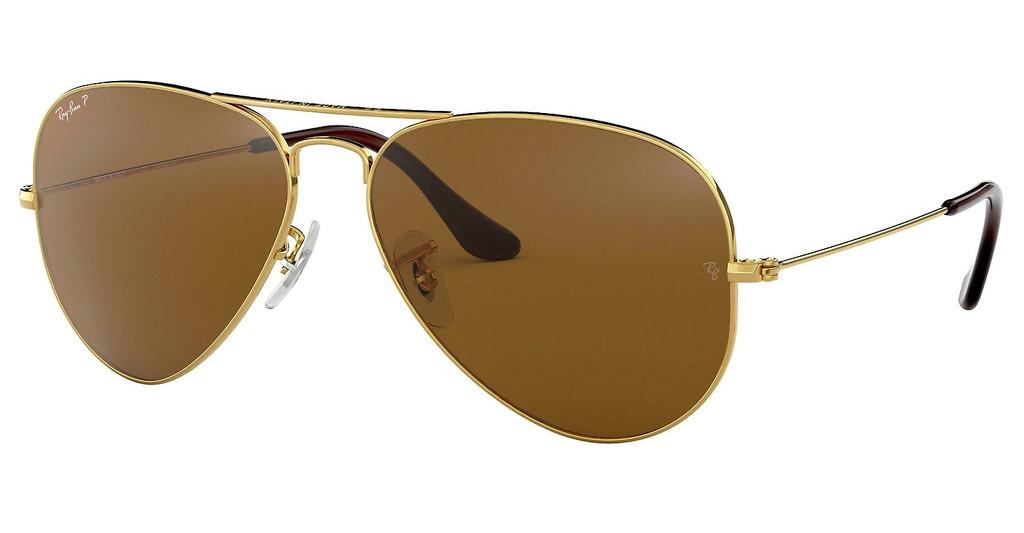 Ray-Ban   RB3025 001/57 CRYSTAL BROWN POLARIZEDGOLD