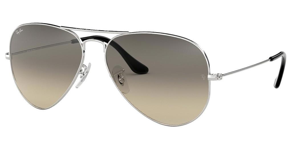 Ray-Ban   RB3025 003/32 CRYSTAL GREY GRADIENTSILVER