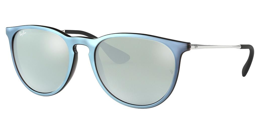 Ray-Ban   RB4171 631930 GREEN MIRROR SILVERGREY MIRROR FLASH GREY