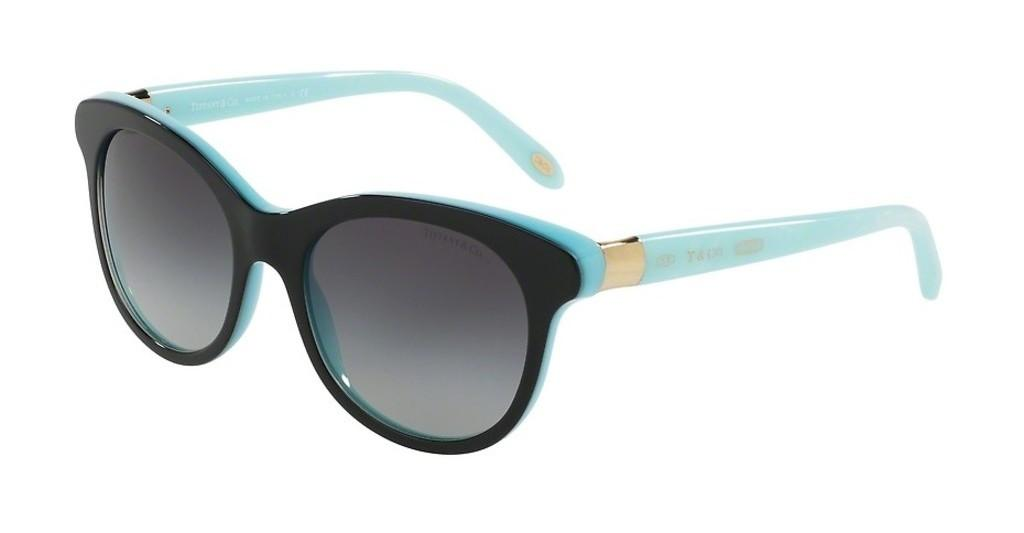 Tiffany   TF4125 81633C GREY GRADIENTBLACK/SHOT/BLUE