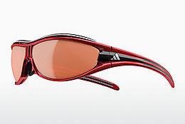 Sonnenbrille Adidas Evil Eye Pro S (A127 6109) - Rot