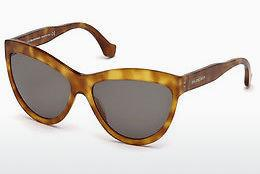 Sonnenbrille Balenciaga BA0090 53N - Havanna, Yellow, Blond, Brown