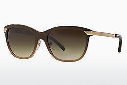 BURBERRY Burberry Damen Sonnenbrille » BE4173«, schwarz, 300111 - schwarz/grau