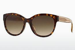 Sonnenbrille Burberry BE4187 350613 - Braun, Havanna