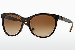 Sonnenbrille Burberry BE4199 300213 - Braun, Havanna