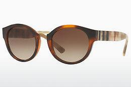 Sonnenbrille Burberry BE4227 360113 - Braun, Havanna