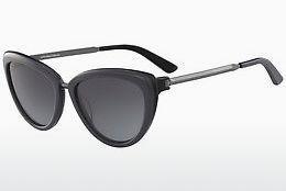 Calvin Klein Herren Sonnenbrille » CK8545S«, schwarz, 059 - schwarz/grün