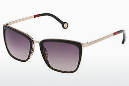 Sonnenbrille Carolina Herrera SHE068 300F - Gold