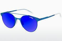 Carrera Eyewear Sonnenbrille » CARRERA 5038/S«, blau, PJP/9O - blau/grau