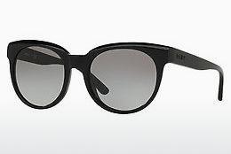 DKNY Damen Sonnenbrille » DY4155«, schwarz, 368887 - schwarz/grau
