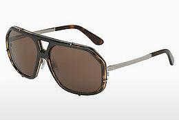 DOLCE & GABBANA Dolce & Gabbana Damen Sonnenbrille » DG4268F«, braun, 502/13 - braun/braun