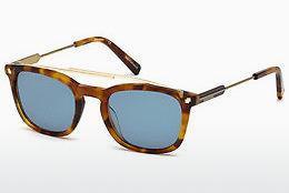 Dsquared2 Sonnenbrille » DQ0272«, gelb, 53V - gelb/blau
