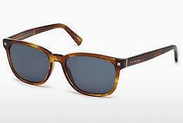 Sonnenbrille Ermenegildo Zegna EZ0075 53V - Havanna, Yellow, Blond, Brown