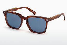 Sonnenbrille Ermenegildo Zegna EZ0119 53V - Havanna, Yellow, Blond, Brown