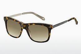 Fossil Herren Sonnenbrille » FOS 2029/S«, braun, R5G/S8 - braun/braun