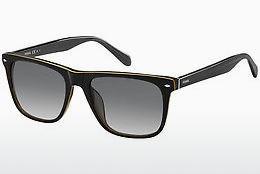 Fossil Herren Sonnenbrille » FOS 2029/S«, grün, B26/9O - grün/grau