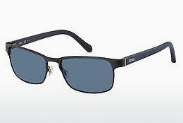 Fossil Herren Sonnenbrille » FOS 3068/S«, rot, 2VB/9O - rot/grau
