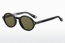 GIVENCHY Givenchy Herren Sonnenbrille » GV 7088/S«, braun, FG4/QT - braun/grün