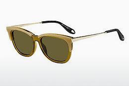GIVENCHY Givenchy Herren Sonnenbrille » GV 7076/S«, braun, Z9K/70 - braun