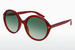 Sonnenbrille Gucci GG0023S 005 - Rot