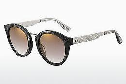 JIMMY CHOO Jimmy Choo Damen Sonnenbrille » PEPY/S«, rosa, FWM/NQ - rosa/braun