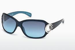 Just Cavalli Damen Sonnenbrille » JC828S«, blau, 90W - blau/blau