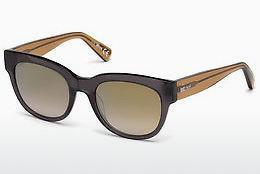 Just Cavalli Damen Sonnenbrille » JC786S«, schwarz, 05F - schwarz/braun
